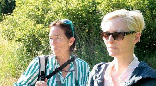 Tilda Swinton ir Cynthia Beatt