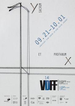 14-tojo VDFF plakatas