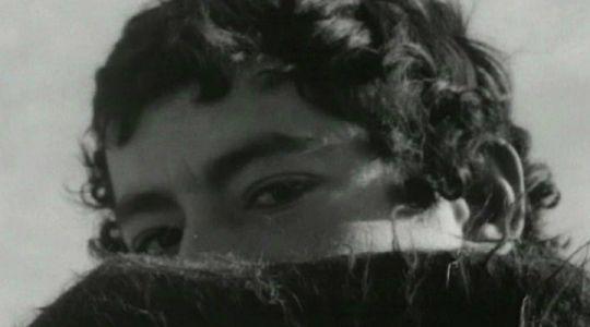 """Kadras iš filmo """"Pelešiano tyla"""""""